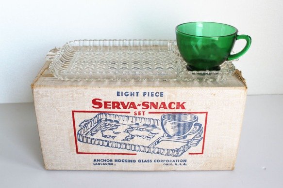 Anchor Hocking Snack Set d