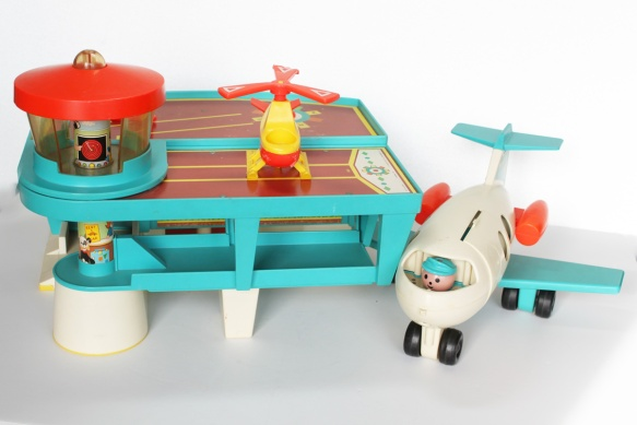Fisher Price Airport a