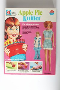 Apple Pie Knitter a