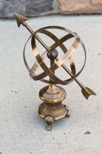 Brass Glob