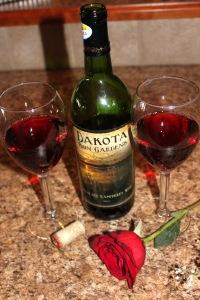 choco rasp wine