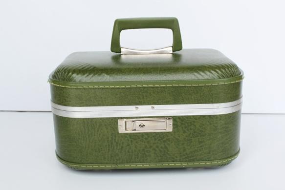 Green Train Case a