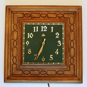 Lux Wall Clock a