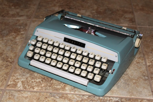 Webster Typewriter