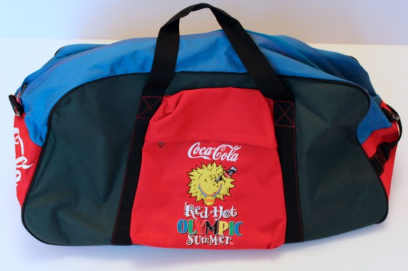 Coca Cola Duffle Bag a