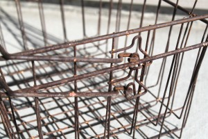 Old Wire Baskets d