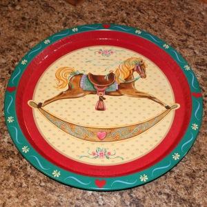 Rocking Horse Tray