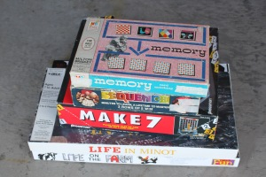 Games, Games and More Games