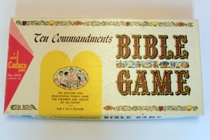 The Bible Game