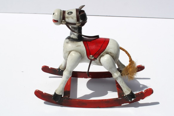 Enesco Rocking Horse Toyland a