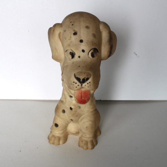 Squeaky Toy dog