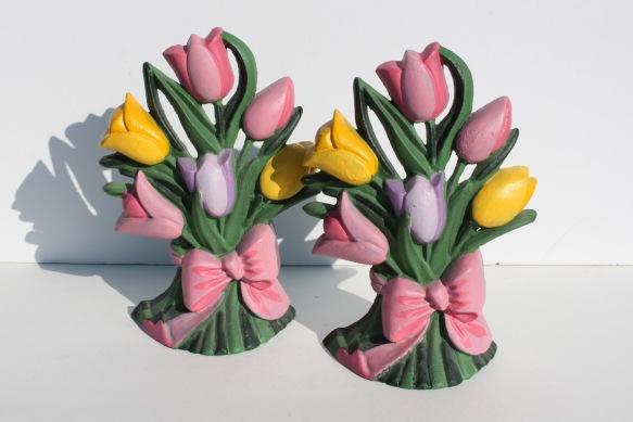 Tulip Doorstop a