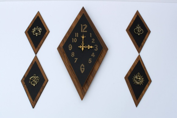 Verichron Diamond clock set