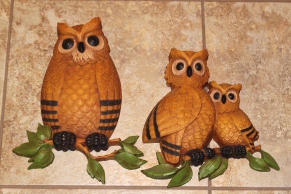 Owl Wall Hangings