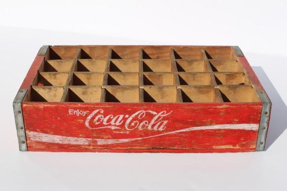 Coca Cola Crate a