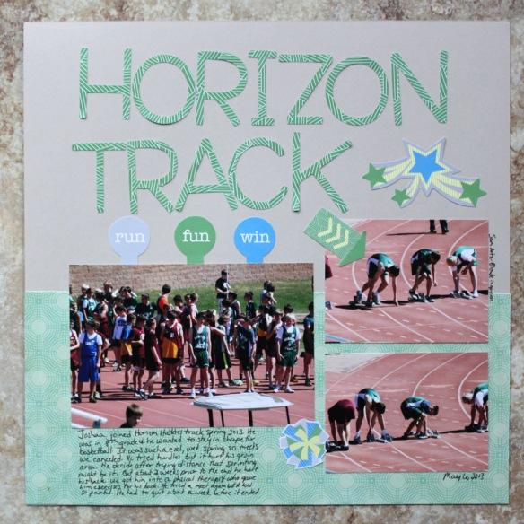 Horizon Track
