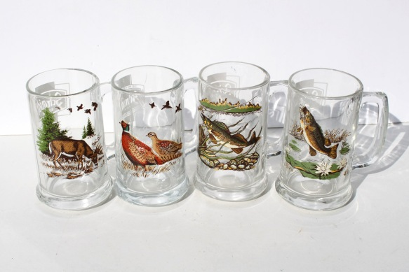 Schmidt collector Animal Mugs a