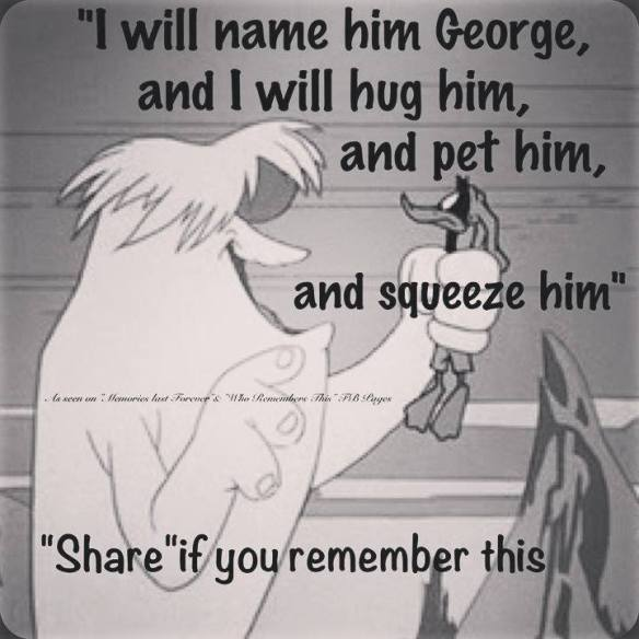 I Will Love Him, Squeeze Him, Call Him George