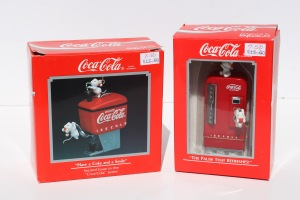 Coca Cola Ornaments a