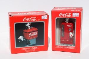 Coca Cola Ornaments a