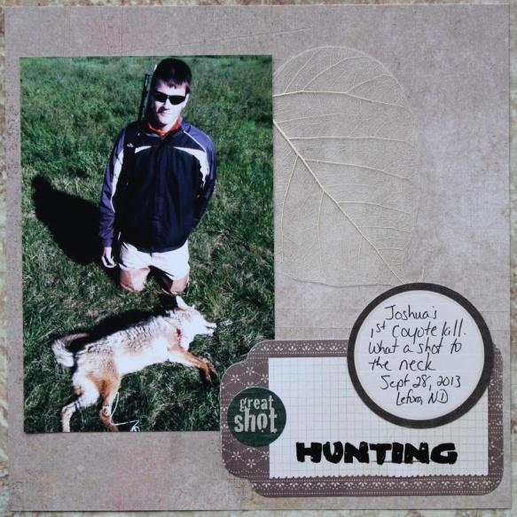 Joshua hunting