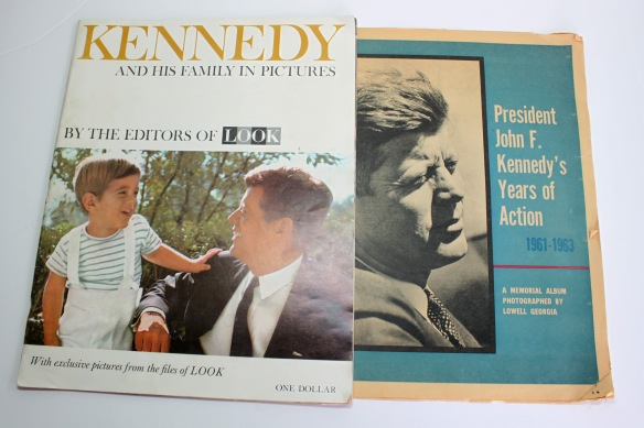Kennedy Books a