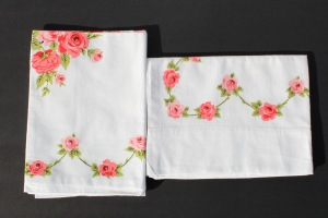 Rose Pillowcases a