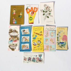 Vintage Greeting Cards a