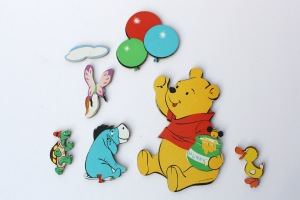 Winnie the Pooh Wall Hangings a