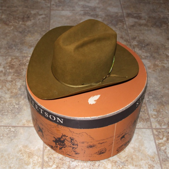 Olive Stetson Hat