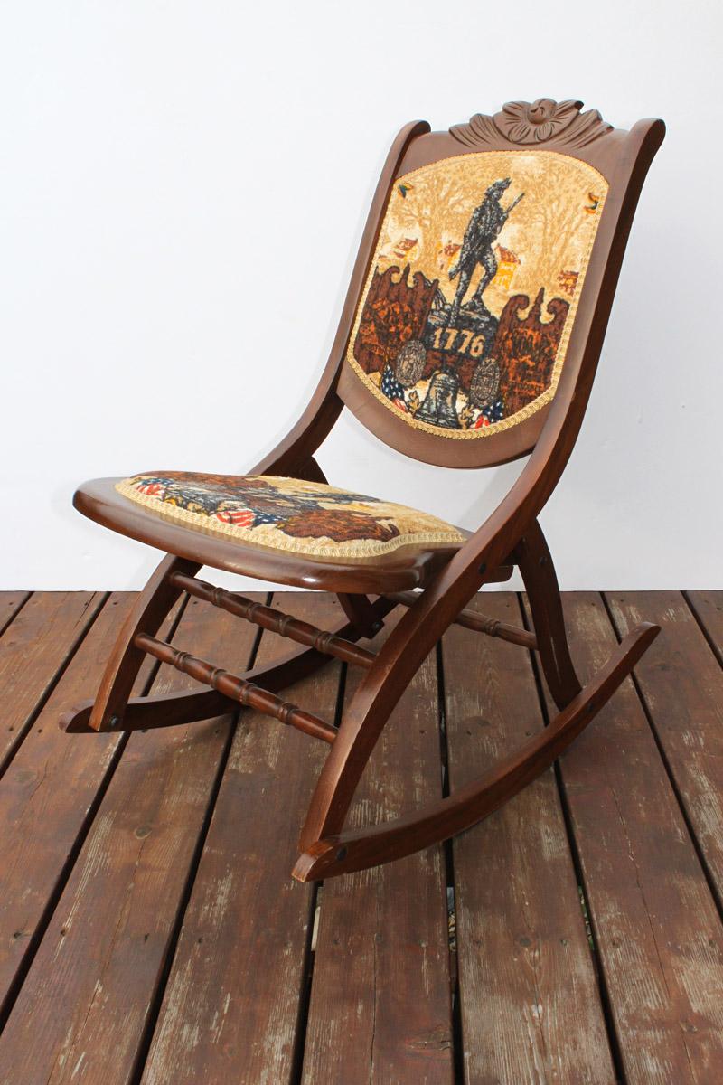 Bicentennial Rocking Chair It S Still Life
