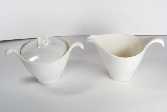 Lennox Sugar Bowl Creamer b