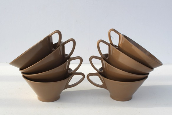 Melmac Coffee Cups a