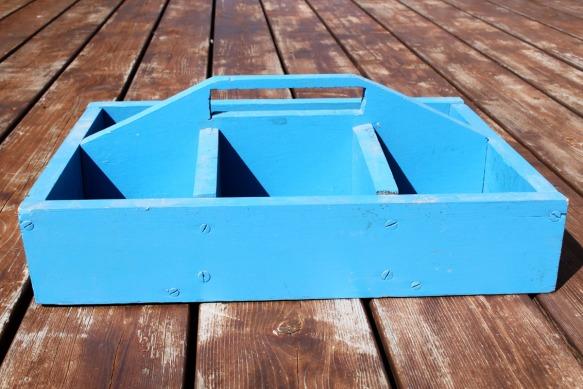Blue Tool Box a