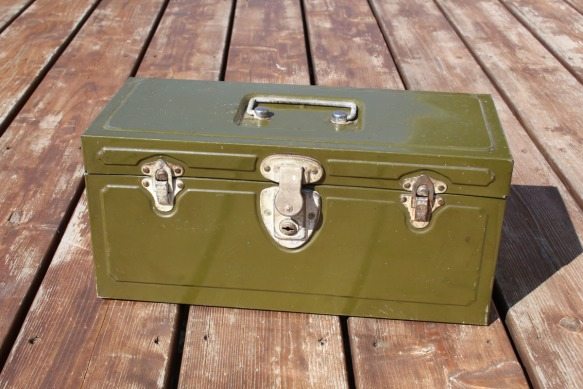 Green Tool Box a