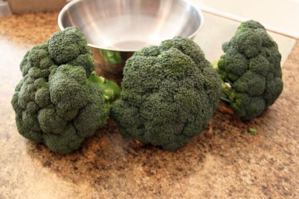 Broccoli a
