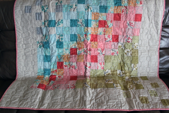 Changing Seasons Quilt