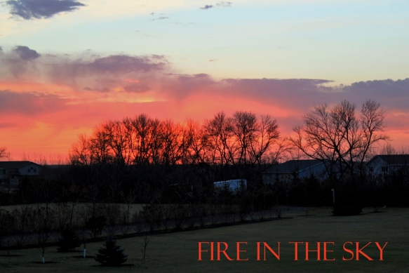 Fire in the Sky